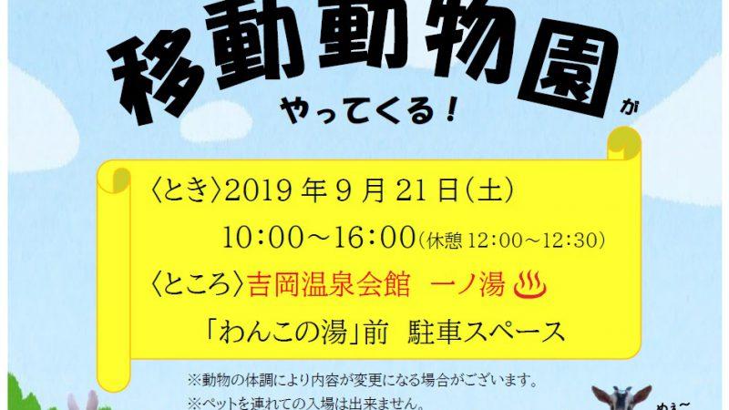 明日9月21日(土)10万人突破記念イベントのお知らせ🍵